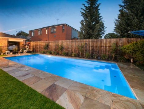 Fibreglass swimming pools compass pool centre newcastle for Pool design newcastle